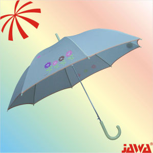 23inch Straight Promotion Umbrella with Auto Open