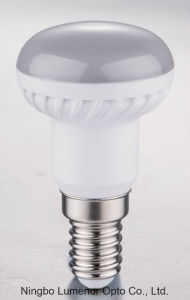 E14 4W White Aluminum&Plastic Indoor SMD R39b LED Bulb Lamp for House Showcase with CE RoHS (LES-R39B-4W)