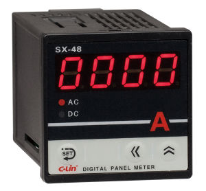 Digital Current/Voltage/Frequency Measuring Meter Sx-48 pictures & photos