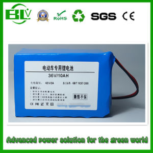 Power Supply 36V 10ah Li-ion Battery for Ebike Lithium-Ion Battery pictures & photos