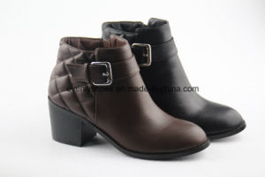New Design Fashion Leather Boots for Winter pictures & photos