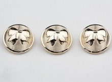 Shiny Button Metal Alloy Button for Jeans pictures & photos