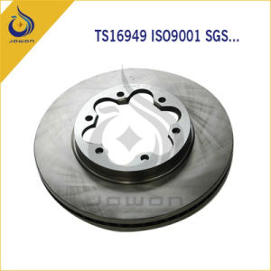 Iron Casting Car Parts Brake Disc Auto Parts pictures & photos