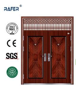 Hot Sale Cheap Big Steel Door With Air Window (RA S184)