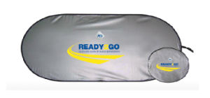 Promotional Car Snow Shield with Customer Logo Printing pictures & photos