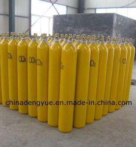 40L Oxygen Bottle Cylinder with Qf-2 Valve pictures & photos