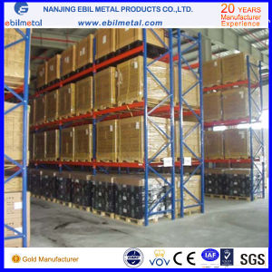 Storage Pallet Racks with Wire Mesh Panel (EBIL-PR) pictures & photos