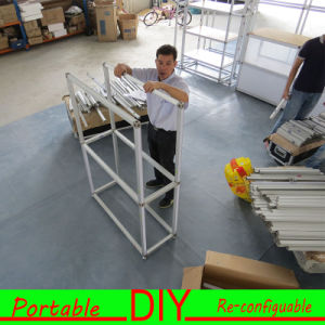 Portable Modular Exhibition Booth Stall Design and Fabrication pictures & photos