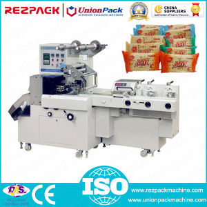 Cutting and Pillow Type Packaging Machine (PT-800Q) pictures & photos