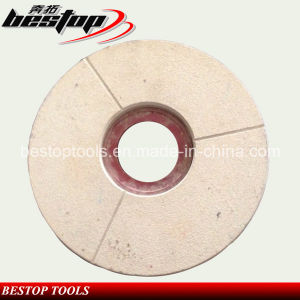White Buff Granite Polishing Disc for Stone Grinding Tools pictures & photos