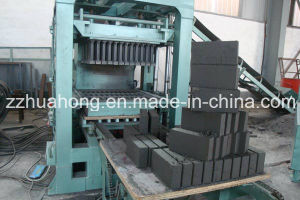 Automatic Brick Making Machine, Concrete Hydraulic Brick Machinery Price pictures & photos