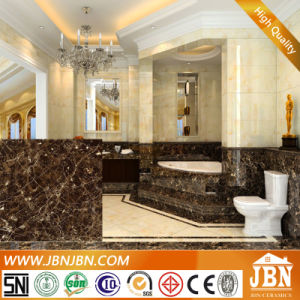Brown Coffee Marble Glazed Flooring Tile (JM8608) pictures & photos