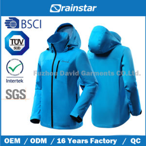 Exclusive Mountaineering Breathable Jacket in Blue