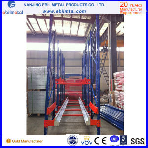 Radio Shuttle Racking with Good Pallet Runner (EBILMETAL-RSR) pictures & photos