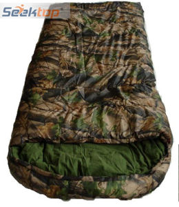 Quality Outdoor Military Hunting Sleeping Bag Camouflage