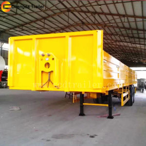 Factory Sale 3 Axles Cargo Trailer pictures & photos