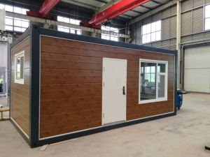 Flat Pack Modular Home Standard Container House pictures & photos
