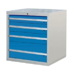 Westco Tool Cabinet with Drawers (Drawer Cabinet, Workshop Cabinet, WL-0700-4)