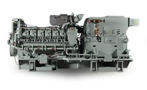 829kw/1500rpm China Hnd/Deutz V8 Diesel Marine Inboard Engine for Boat/Ship