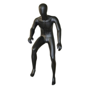 Fiberglass Bicycling Sport Male Mannequin From China pictures & photos