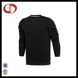 Breathable Blank Sportswear Mans Clothes Training Sweater pictures & photos