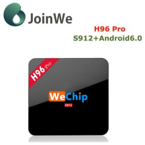 Wechip H96 PRO Amlogic S912 Android 6.0 2GB 16GB Smart TV Box