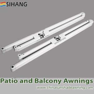 China Classic Quality Heavy Duty Retractable Awning Folding Arms In