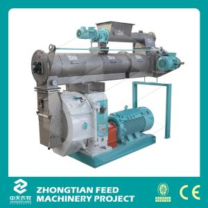 2016 Newest Ring Die Fish Feed Pellet Machine pictures & photos