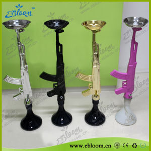 High Quality Smoking Nargile Hookahs Ak47 with Hoses Offer