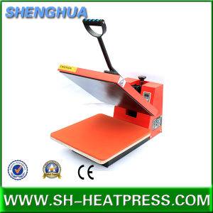 Plain Heat Press Machine for T-Shirt 40X50cm 60X80cm pictures & photos