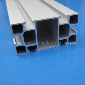 Aluminum Alloy Profile T Profile for Sliding Windows pictures & photos