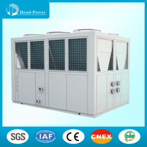 Central HVAC System Cabinet-Type Air Cooled Scroll Water Chiller pictures & photos