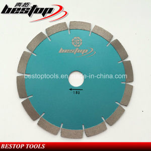 7 Inch Arix Segmented Granite Cutting Disc for American Market pictures & photos