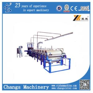 Xhb Cotton Embroidery Backing Interlining Machine pictures & photos