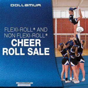 China Dollamur Flexi Roll Carpet Bond Foam Gymnastics Mat