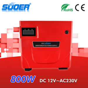 Suoer High Frequency UPS Power Inverter Modified Sine Wave Inverter with Charger (SON-1400VA)