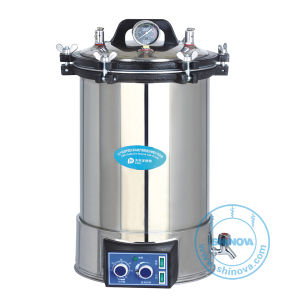 Portable Pressure Steam Sterilizer (MS-P18TL/24TL) pictures & photos
