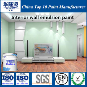 Hualong Water Based Acrylic Interior Wall Paint pictures & photos
