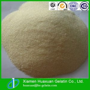 High Quality Hot Sale Edible Gelatin Powder pictures & photos