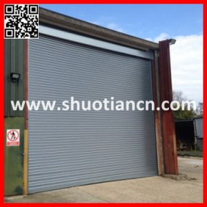 Metal Steel Exterior Roll Up Shutters (ST 002)