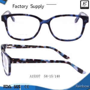 bba5f6e18fd China Hot Sale Vogue Optical Frames with Demi Color (A15337) - China ...