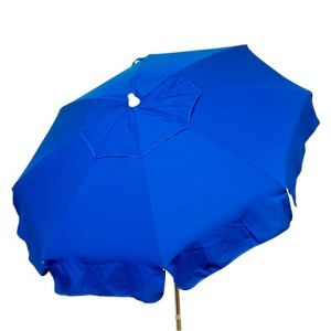 Parasol 6′ Italian Aluminum Collar Tilt Beach Umbrella