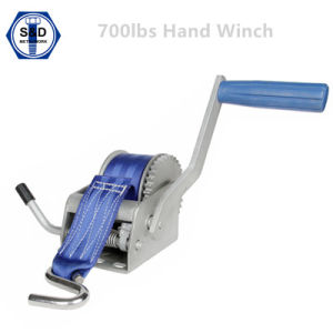 700lbs Hand Winch with Cable