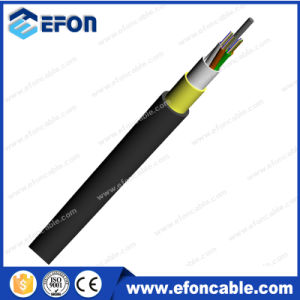 No Metal Self-Supporting ADSS Aerial 48 Core Fiber Optic Cable Price pictures & photos