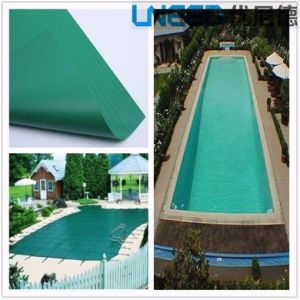 Green Winter Safety PVC Cover for Swimming Pool Any Pool