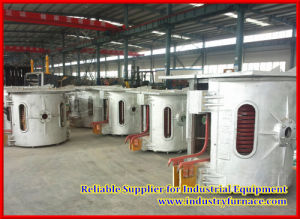 2 Tons Capacity of Casting Furnace for Industry Foundry pictures & photos