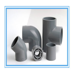 Plastic Pipe UPVC Tube Drinking Water Supply Pipe pictures & photos