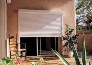Balcony Roller Window Sunshade Safety pictures & photos