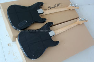 Hanhai Music/Left Handed Hot Sale St Style Electric Guitar with Case and Audio pictures & photos