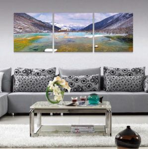 High Quality Home Goods Modern Scenery Art Painting pictures & photos